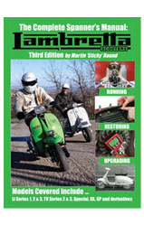 Spanners On Third Edition Lambretta Guide S/1-2-3